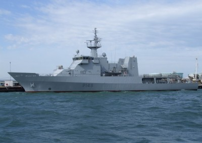 Navy Vessel 2